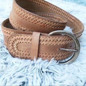 Express Leather Belt